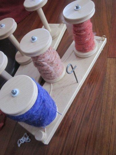 Making Handspun Yarn – the Tools Involved
