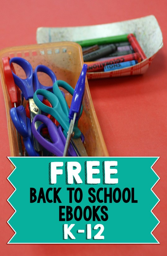 Free Back to School Ebooks