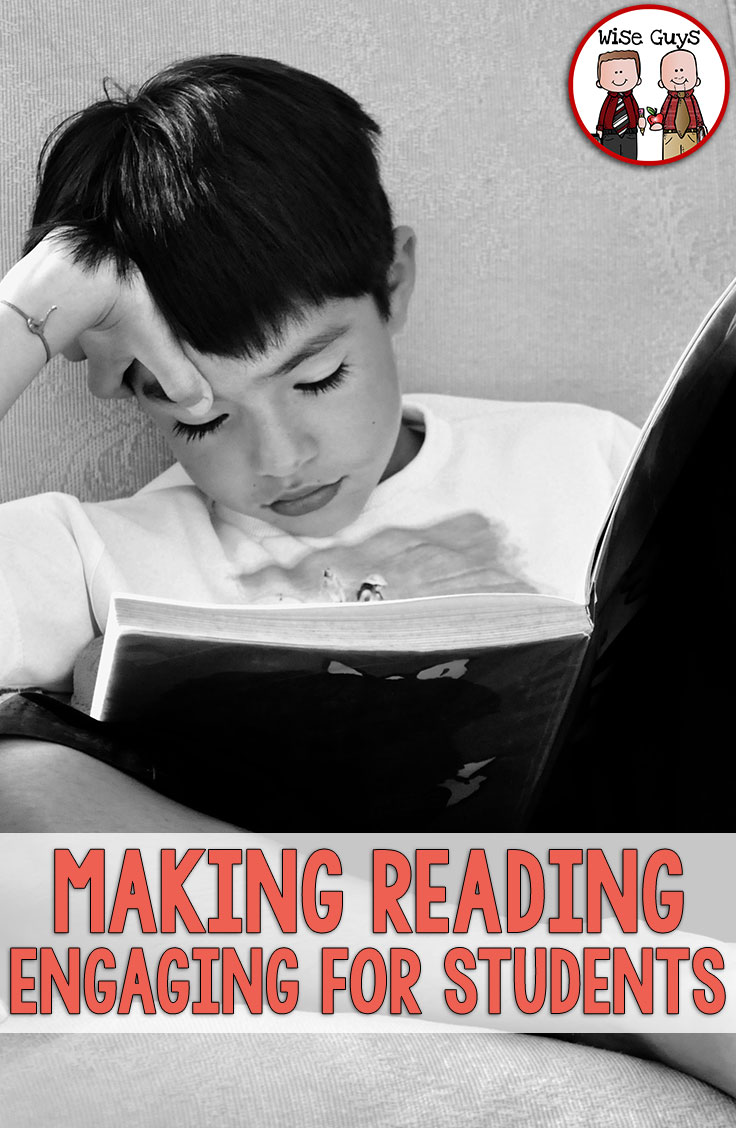 Making reading engaging for students does not have to be difficult. There are many fun ideas and activities that you can implement in your classroom starting tomorrow. Here are 10 ideas that you could start using tomorrow to get students motivated to read.