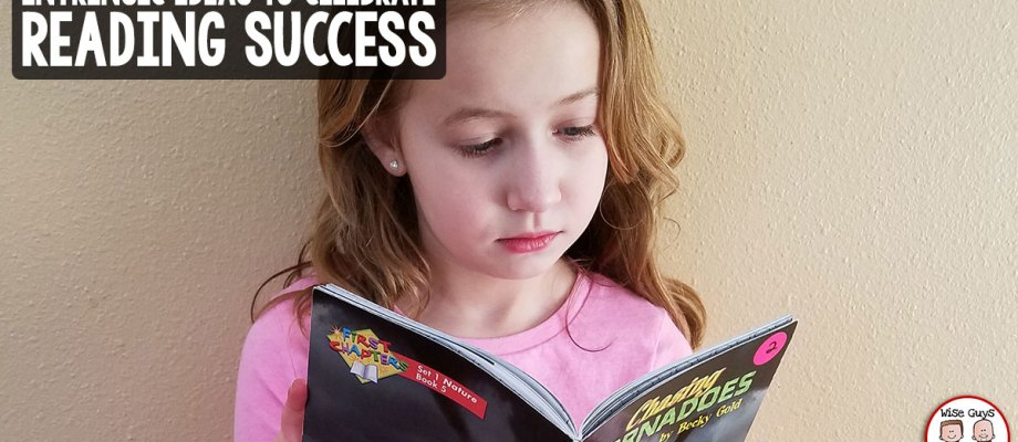 Intrinsic Ideas to Celebrate Reading Success