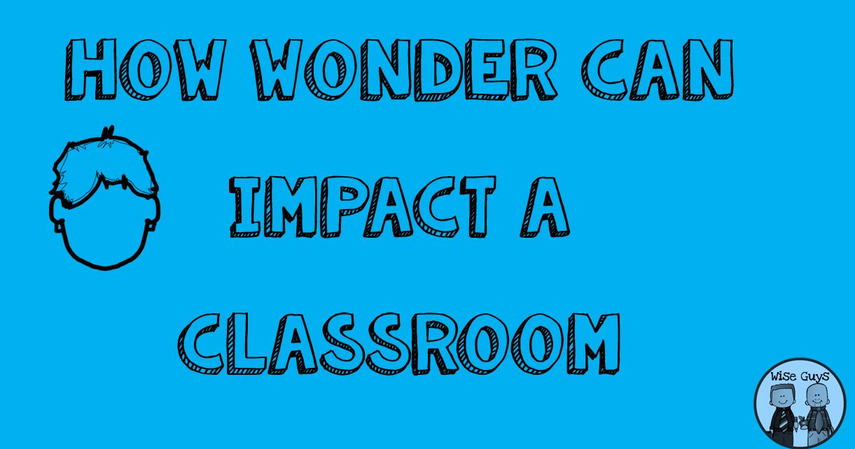 The novel Wonder can impact an elementary classroom. Besides incorporating so many reading strategies, Wonder will teach your class about empathy and caring for each other.
