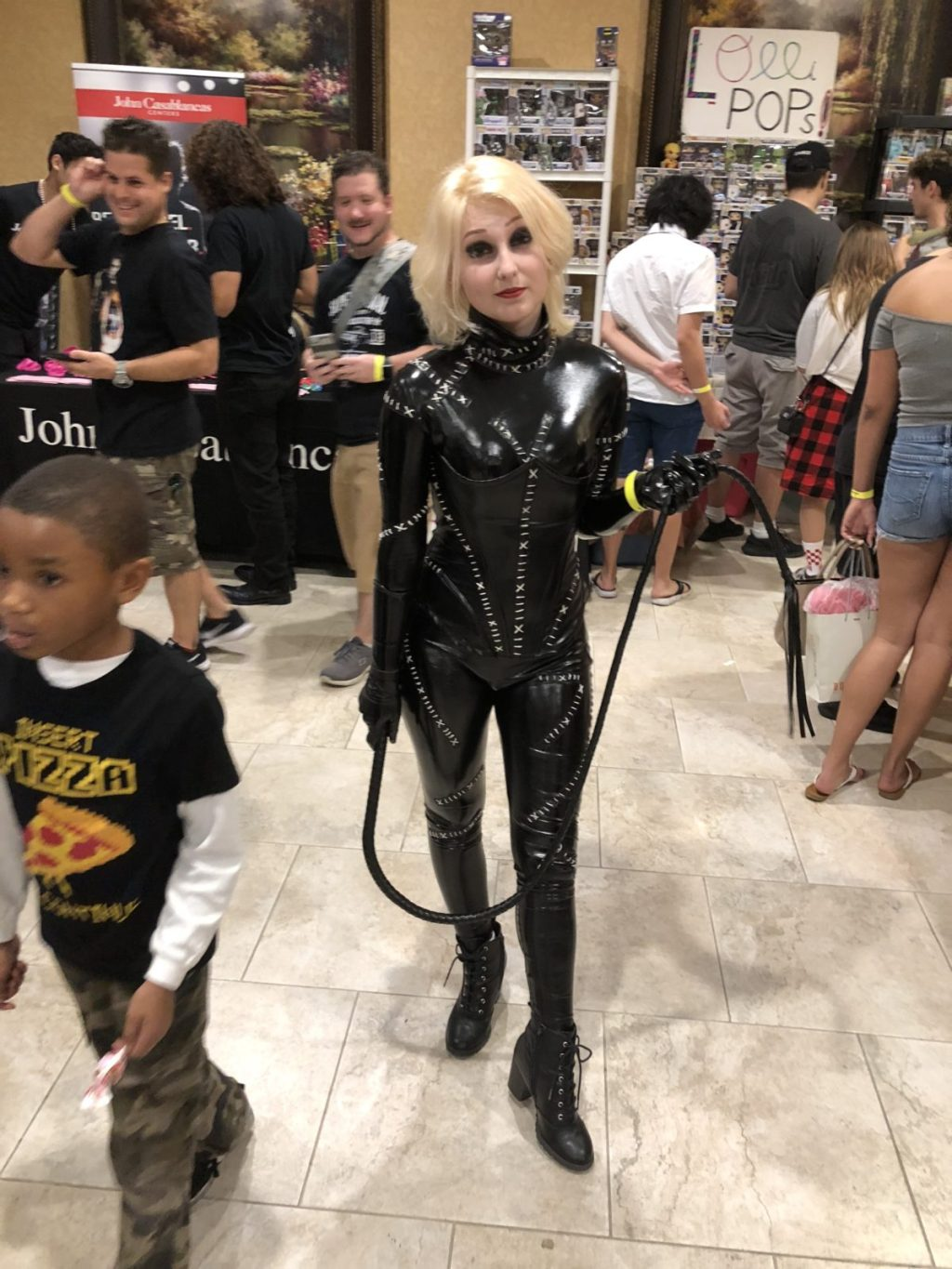 COSPLAY From Orlando's toy and Comic Con:: CATWOMAN – INDIE