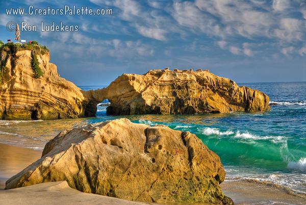 Arch Cove - Laguna Beach