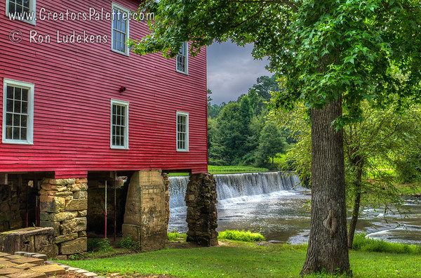 Another view of Starr's Mill