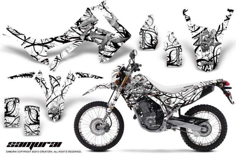 Honda CRF250L 2013-2015 Graphics