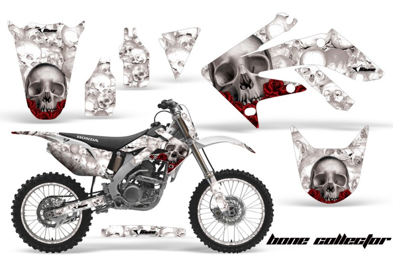 Honda CRF250R 2004-2013 Graphics