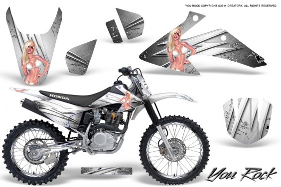 Honda CRF150F-230F 2003-2014 Graphics