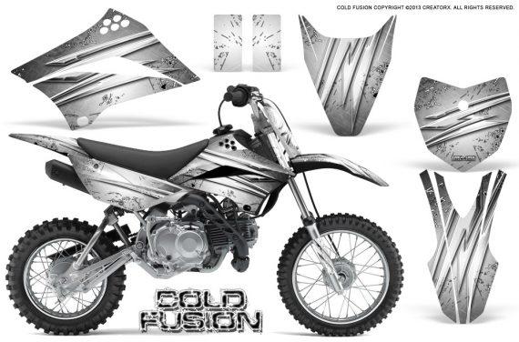 Kawasaki KLX110L 2010-2019 Graphics