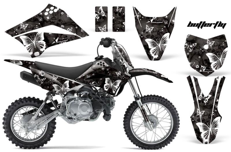 Kawasaki KLX110L 2010-2013 Graphics