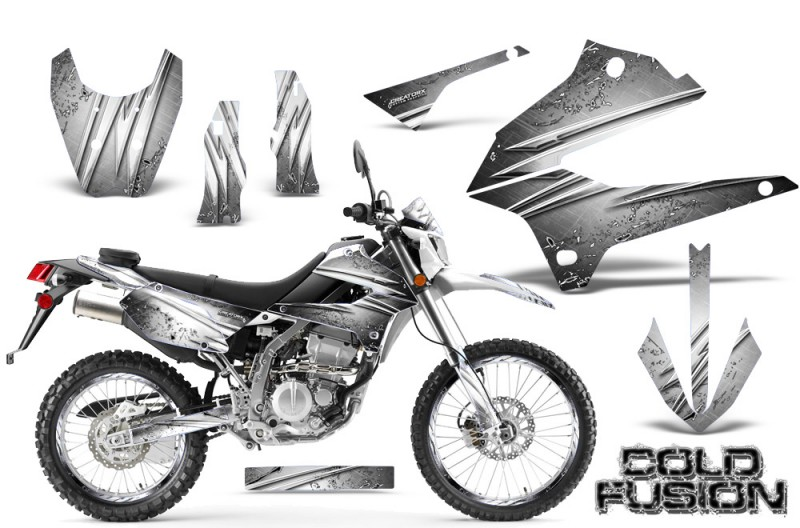 Kawasaki-KLX250-08-13-DTRACK-CreatorX-Graphics-Kit-Cold