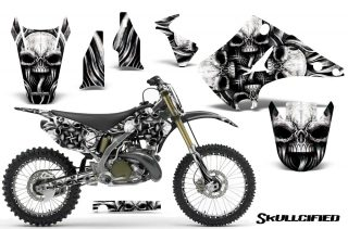 CreatorX Kawasaki Dirt Bike Graphics