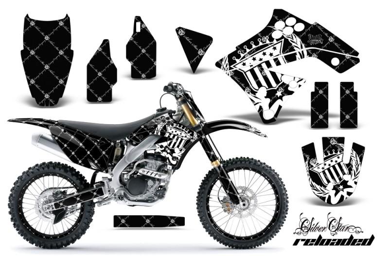 Kawasaki KX250F 2009-2012 Graphics
