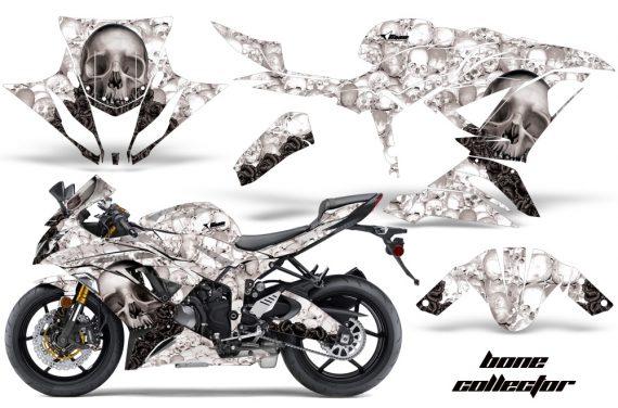 Kawasaki Ninja 636 ZX6-R Ninja 2013-2014 Graphics