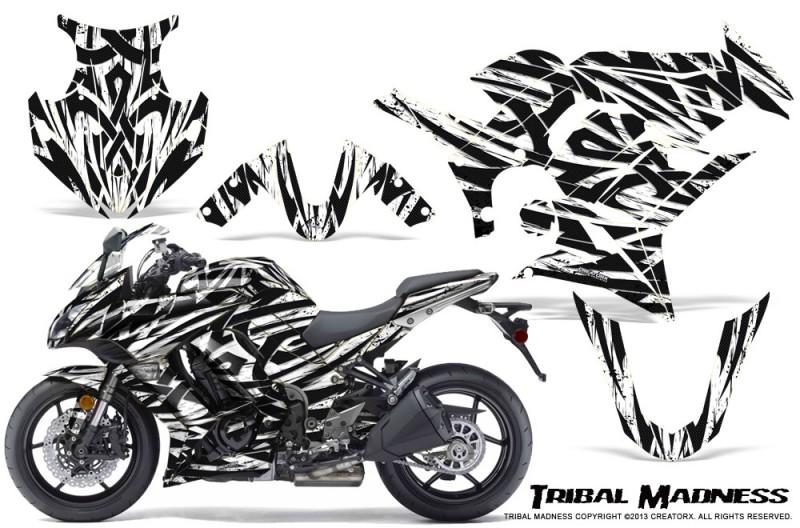 Kawasaki ZX1000 Ninja 2010-2013 Graphics