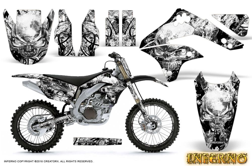 Kawasaki KX450F 2006-2008 Graphics