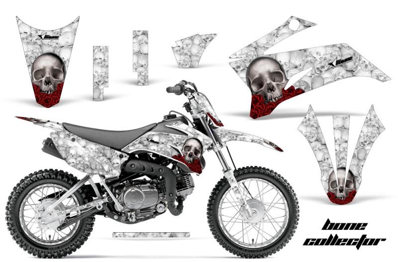 Yamaha TTR110 2008-2016 Graphics