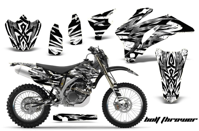 Yamaha WR450F 2007-2011 Graphics