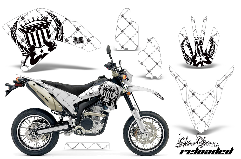Yamaha-WR250X-R-07-09-AMR-Graphics-Kit-SSR-BW-NPs