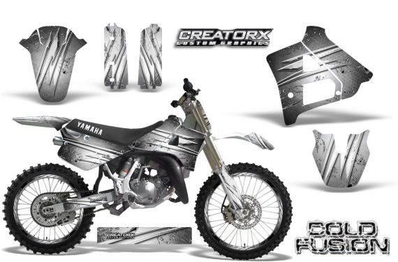 Yamaha YZ125 2 Stroke 1991-1992 Graphics