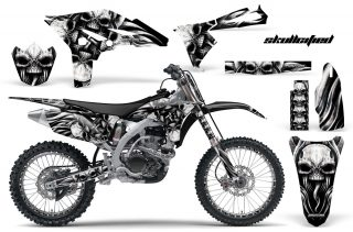 CreatorX Yamaha Dirt Bike Graphics