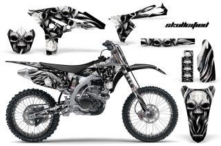 CreatorX Yamaha Dirt Bike Graphics