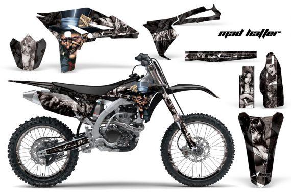 Yamaha YZ250F 4 Stroke Graphics 2010-2013