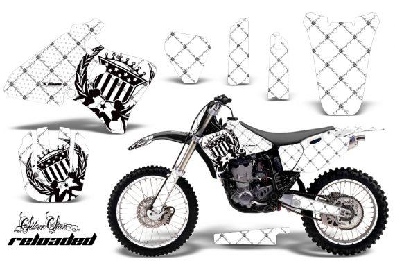 Yamaha YZ250F/YZ400F/YZ426F 4 Stroke 1998-2002 Graphics