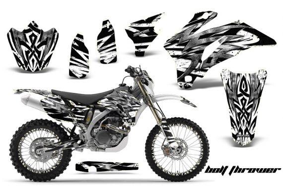 Yamaha WR450F 2007-2011 Graphics