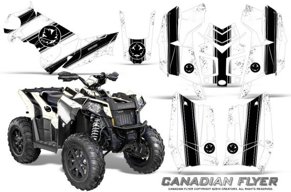 Polaris Scrambler 850 1000 2013-2016 Graphics