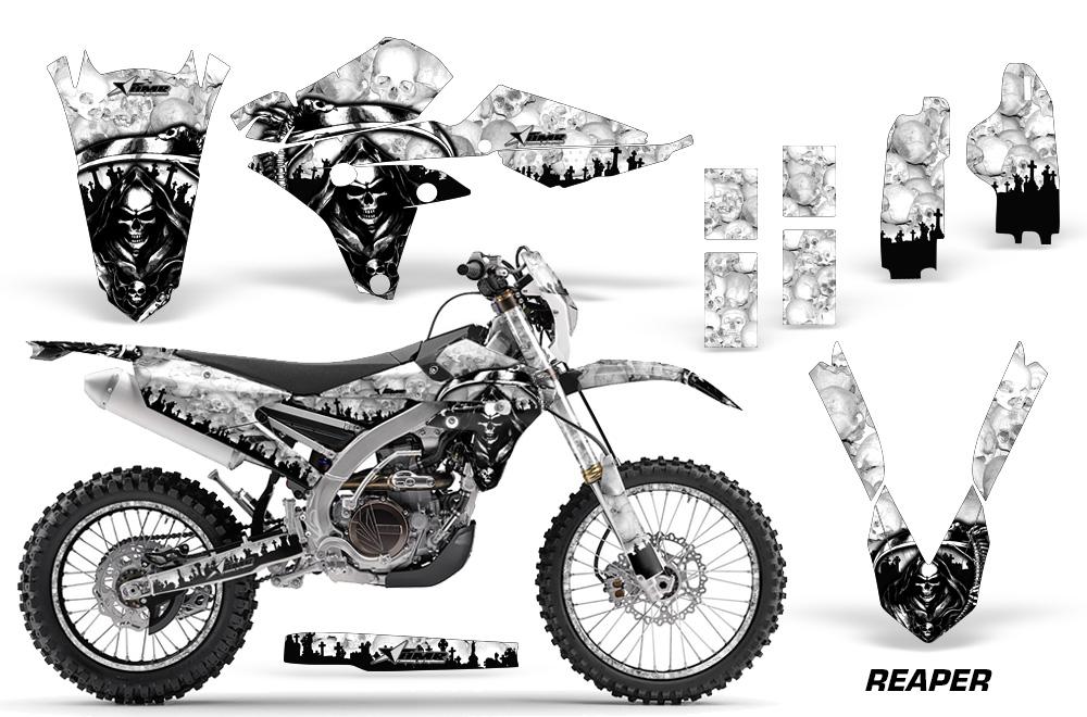 Yamaha WR250F 2015-2017 WR450F 2016-2017 Graphics