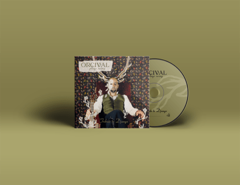 Packaging Pochette CD musique - cecile spadotto creatrice graphique Graphiste Tarn - Webdesigner Tarn