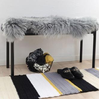 tapis en crochet