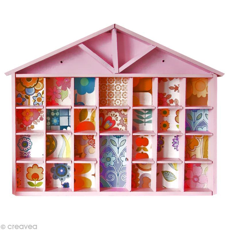 decorer une petite maison en bois