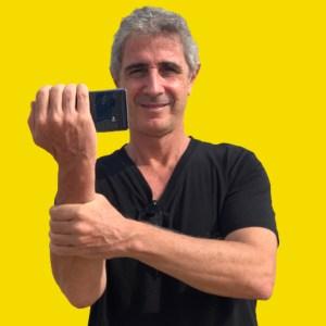 Javier Cabrera vídeo móvil