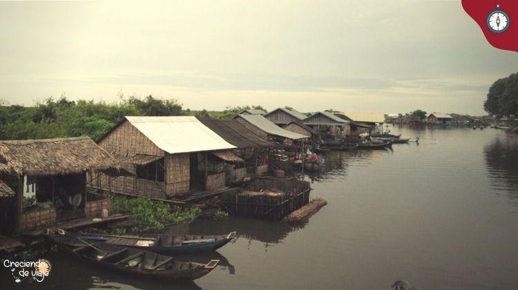 lago tonlé sap camboya