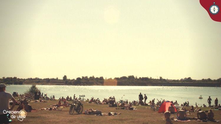 lago karlsruhe verano