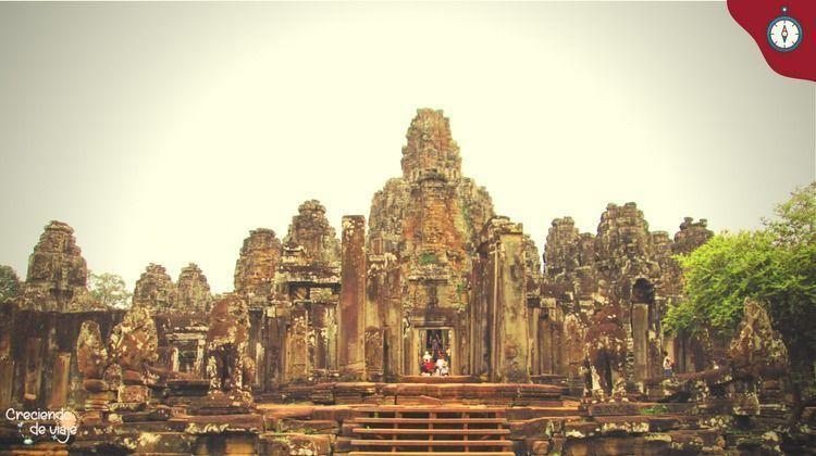 bayón templos de angkor