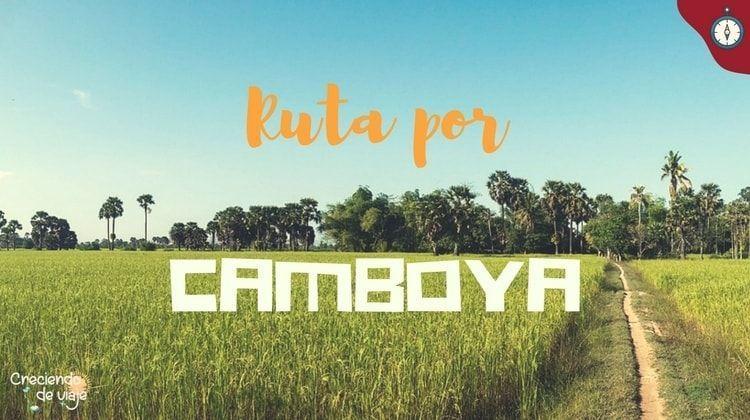 ruta por camboya