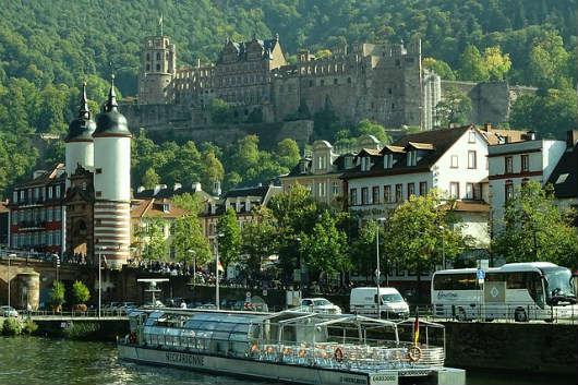 hoteles en heidelberg