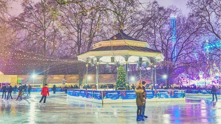 pista de patinaje londres