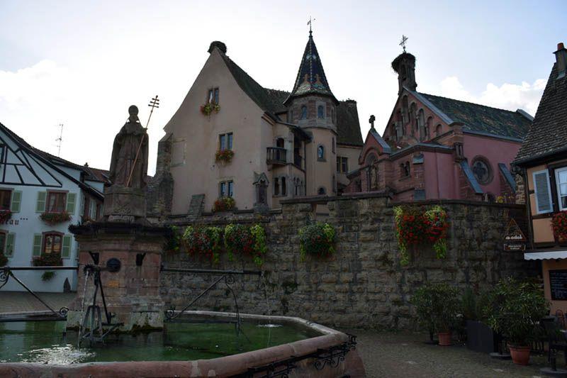 plaza de eguisheim