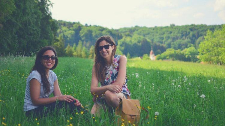 Creciendo de Viaje en Altmühltal