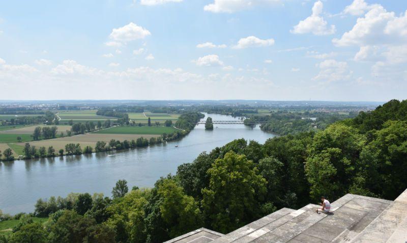 Vistas Danubio Walhalla