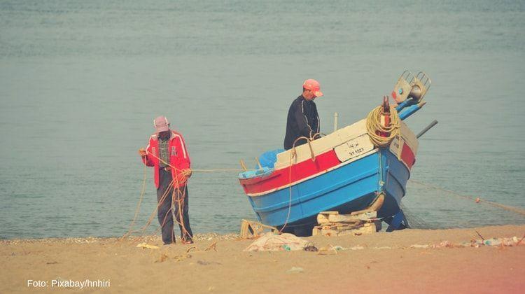 playa marruecos oued laou