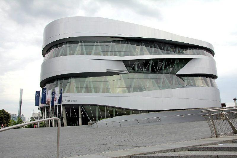 stuttgart museo mercedes