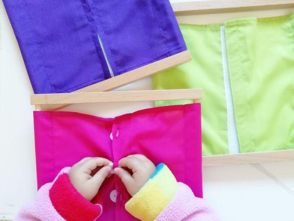 Materiales Montessori Creciendo y Criando