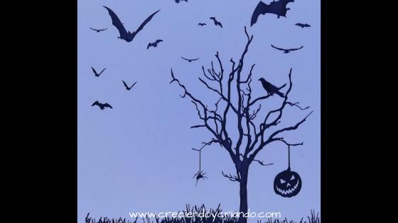 Teatro sombras halloween 1