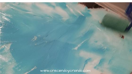 Pintar sobre espejos_creciendo y criando