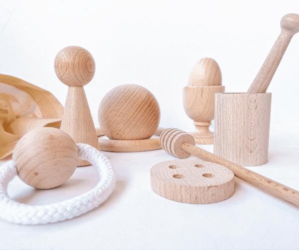 Saco de los tesoros WoodKids