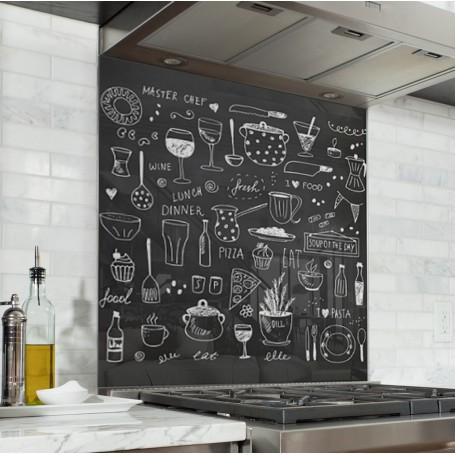 Credence Cuisine Carreaux Ciment